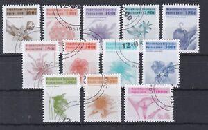 360 Togo Blumen 2830-41 gestempelt (23)