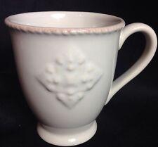 Lenox French Perle Charm Mug 12 oz NEW