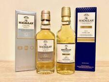 Rare ❝ Macallan 10 yo & Gold Double Cask ❞ Mini Malt Whisky Miniature 2x50ml 40%