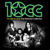 10cc - I'm Not In Love: The Essential Collection NEW 2 x CD
