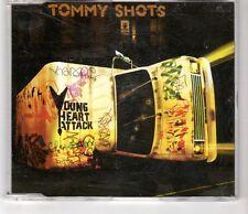 (HI671) Tommy Shots, Young Heart Attack - 2004 CD