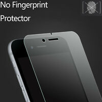 Frosted Tempered Glass Film For iPhone 7 5S SE 6 6S 7 plus matte No Fingerprint