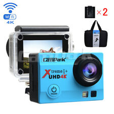 Campark ACT74 Action Sports Camera 4K 16MP WiFi FHD 1080P Waterproof Camcorder