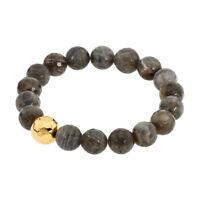 Gorjana Power Gemstone Labradorite Statement Bracelet 18220529G