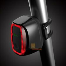MeilanX6 16 LED intelligente Fahrrad Rücklicht Taschenlampe USB wiederaufladbare