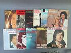 40 anciens disques vinyle 45 tours vintage collection french antique