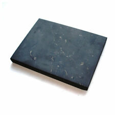 Shungite Protection Polished Plate Magnet Device 40x50 mm  Protect from EMF