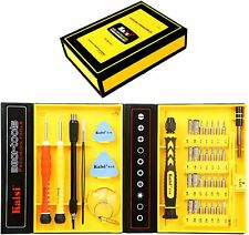 38-Piece Magnetic Screwdriver Repair Kit Tool Electronics for Cellphone Computer