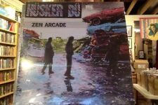 Hüsker Dü Zen Arcade 2xLP sealed vinyl repress Husker Du SST