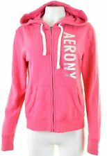AEROPOSTALE Womens Hoodie Sweater Size 18 XL Pink Cotton  KA05