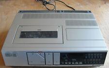 Vintage Hitachi VT-11A VHS Top Loading VCR Video Cassette Player / Recorder Deck