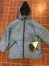 GOLITE WOMEN'S PolarGuard 3D Coal Sky 15oz Lightweight JACKET LARGE Blue NWT