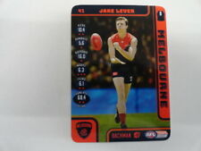 2018 TEAMCOACH BASE CARD NO.41 JAKE LEVER MELBOURNE