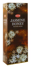 Hem Jasmine Honey Incense Bulk 6 x 20 Stick (120 Sticks) Free Shipping