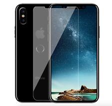3x Apple iPhone X Hart Glas Schutzglas Displayschut Glas Echt Glas Folie 9H