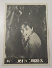 Vintage Original 1966 Lost In Space Cards # 40 Fine Condition