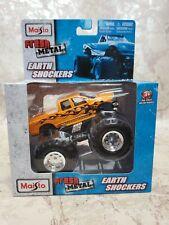 Maisto Earth Shockers Ram 1500 Monster Truck - Color: Orange