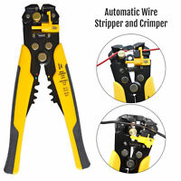 Automatic Self Adjustable Cable Wire Stripper Cutter Crimper Crimping Plier Tool