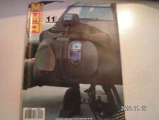 **a MMA Maquettes n°11 Ferrari 250 GTS California / Apache Hughes AH 64
