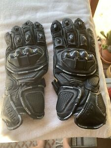 Sedici mens ultimo leather gloves Size L