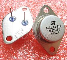 New listing 5Pcs Mj2955 St Trans Pnp 60V 15A To-3 New