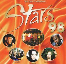 Stars'98 CD NEW Bell Book & Candle Rescue Me-Era Ameno-Chris De Burgh