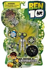 Ben 10 Alien Collection Series 1 GreyMatter Action Figure