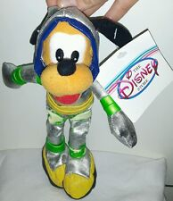 SPACEMAN PLUTO PLUSH DISNEY STORE 22Cm. Mickey Mouse Peluche Topolino Soft Toy