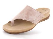 Gabor Damen-Sandalen & -Badeschuhe mit Keilabsatz/Wedge im Pantoletten-Stil