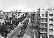Cartolina Lecce Viale Gallipoli 1960