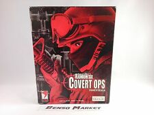 TOM CLANY'S RAINBOW SIX COVERT OPS ESSENTIALS - PC COMPUTER - BIG BOX - ITALIANO