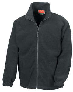 Personalised Zip Up Fleeces - your logo/text front and/or back - 8 x Colours