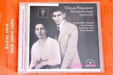 Strasnoy Préparatifs de Noce Bach Meier-Schmidt Golger Roullier CD Chant du Mond
