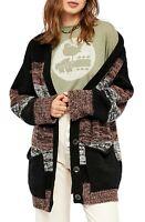 Free People Women's Southport Cardigan Sweater Helsinki XS NWT N0512