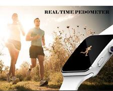 Smart watch X6 bianco per UOMINI E DONNE BLUETOOTH, FOTOCAMERA E SUPPORTO SIM/TF