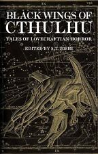 Black Wings of Cthulhu (Volume 5) by S. T. Joshi (2018, Paperback)