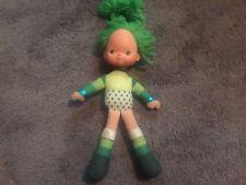Rainbow Brite 18 inch Patty O Green Star Lucky Irish Doll 1983 Rare