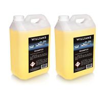 Car Shampoo 2 x 5L PH Stabilized formula  Williams Racing