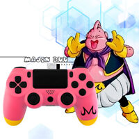 Dragon Ball Majin Buu PS4 Slim Pro Controller Shell Case Custom Housing Buttons