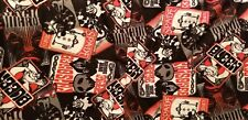 LuLaRoe TC2 Queen of Hearts Posion Apple Cruella Mirror Cards Leggings Villain