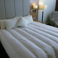 Dyne Queen 95% Polish Goose Down Channel Quilt - 6 Blanket - Made in Australia