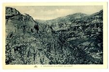 CPA 06 Alpes-Maritimes Gourdon et le Pont du Loup