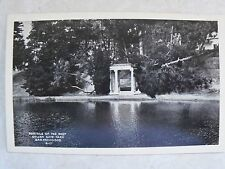 San Francisco, Calif. Portals Past Gold Gate Park! Black & White Unused Postcard