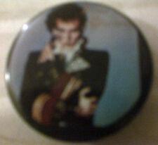 Adam Ant 1 1/4 Inch Pinback (Silver Back) 1980s