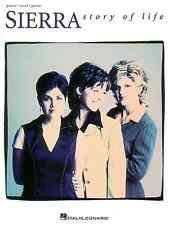 Hal Leonard 00306214 Sierra - Story of Life