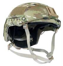 US Helm FAST PJ Army Helmet w. Rails Multicam Trainingshelm w Rails