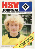 BL 86/87 Hamburger SV - 1. FC Kaiserslautern