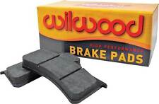 "WILWOOD BRAKE PADS P/N 15H-8114K SUPERLITE POLYMATRIX ""H""COMPOUND IMCA SCCA HAWK"
