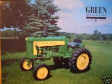 John Deere Model 40 Tractor 1993 Green Magazine - Two Cylinder