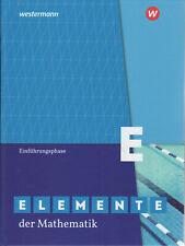 Elemente der Mathematik Einführungsphase Auflage 2020 Westermann Gymnasium NRW